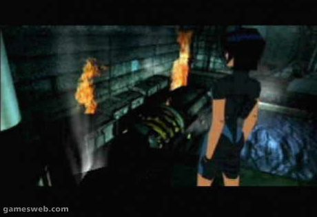 Fear Effect 2: Retro Helix  Archiv - Screenshots - Bild 2