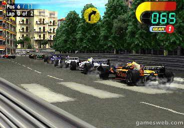 F1 World Grand Prix 2000  Archiv - Screenshots - Bild 12