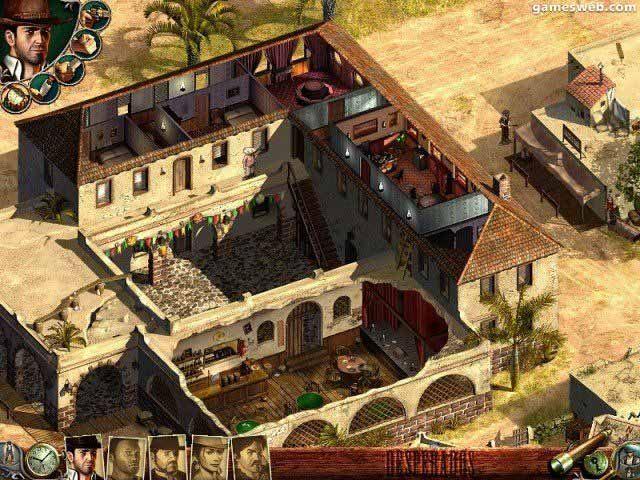 Desperados: Wanted Dead or Alive - Screenshots - Bild 10
