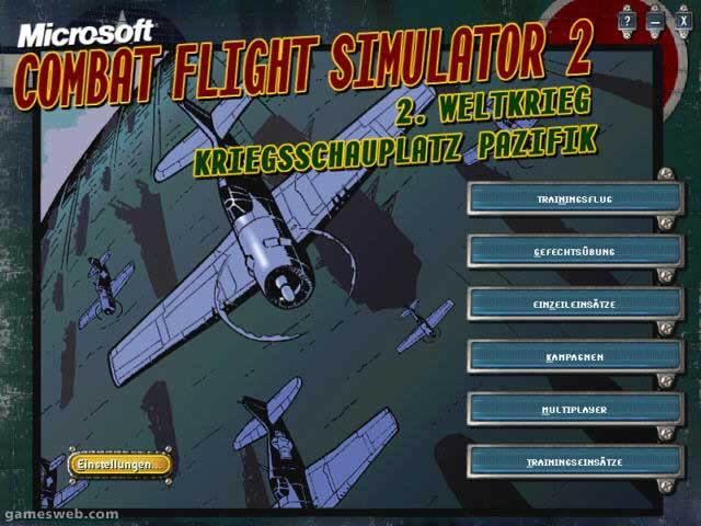 Combat flight simulator 2 patch