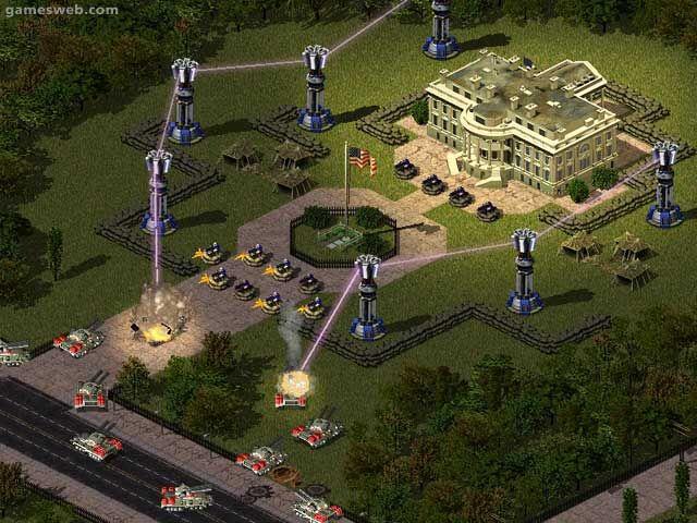 Command & Conquer - Red Alert 2 Screenshots Archiv - Screenshots - Bild 14