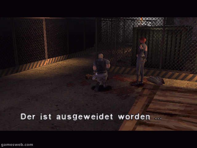 Dino Crisis - Screenshots - Bild 8