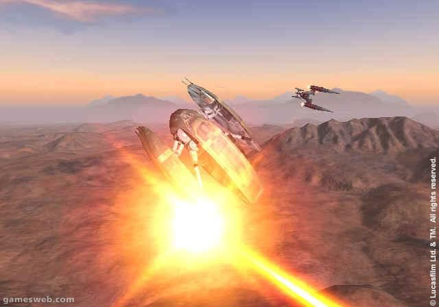 Star Wars Starfighter  Archiv - Screenshots - Bild 7