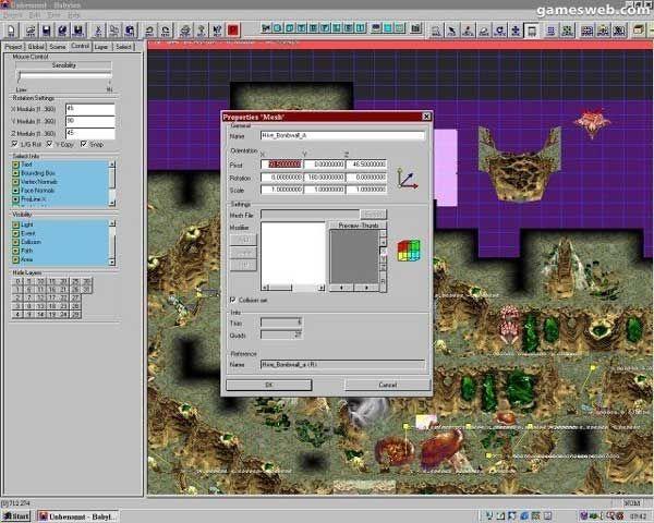 TechnoMage - 'Making of'-Screenshots Archiv - Screenshots - Bild 13