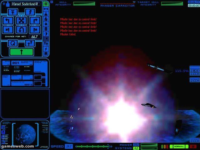 Starfleet Command 2: Empires at War - Screenshots - Bild 14