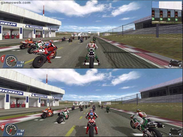 Superbike 2001 - Screenshots - Bild 11