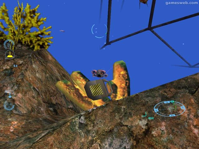 Deep Fighter - Screenshots - Bild 4