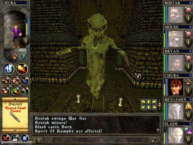 Wizards & Warriors - Screenshots - Bild 3