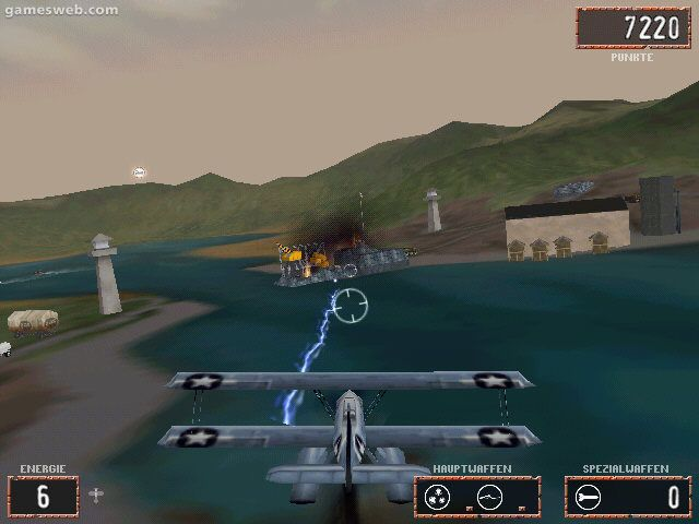 Pacific Warriors - Screenshots - Bild 2