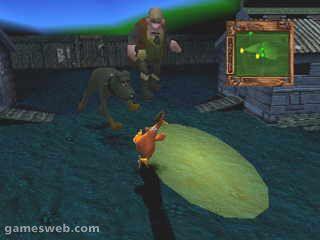 Chicken Run  Archiv - Screenshots - Bild 11
