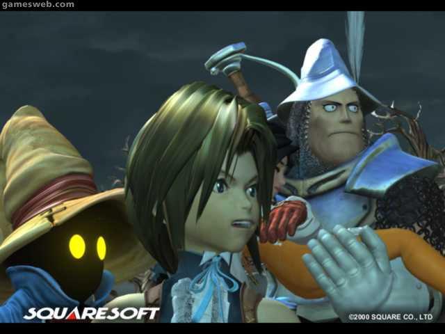 Final Fantasy IX  Archiv - Screenshots - Bild 13