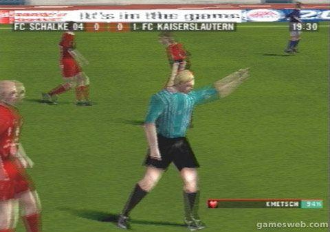 Bundesliga Stars 2001 - Screenshots - Bild 12