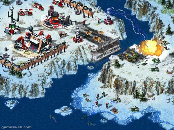 Command & Conquer - Red Alert 2 Screenshots Archiv - Screenshots - Bild 2