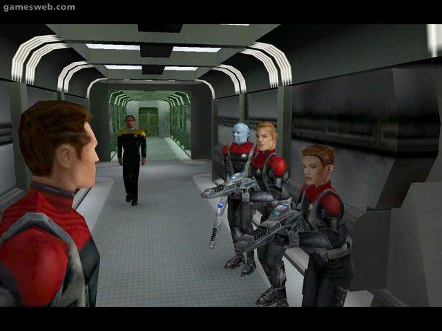 Star Trek Voyager - Elite Force Screenshots Archiv - Screenshots - Bild 6