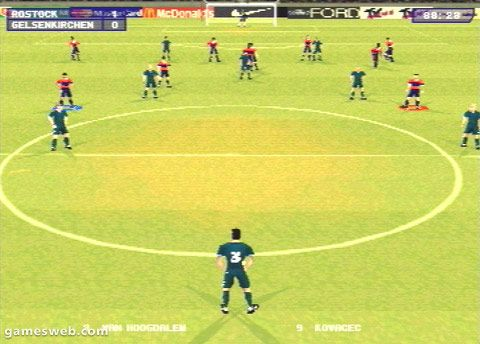 Fussball Live 2 - Screenshots - Bild 2