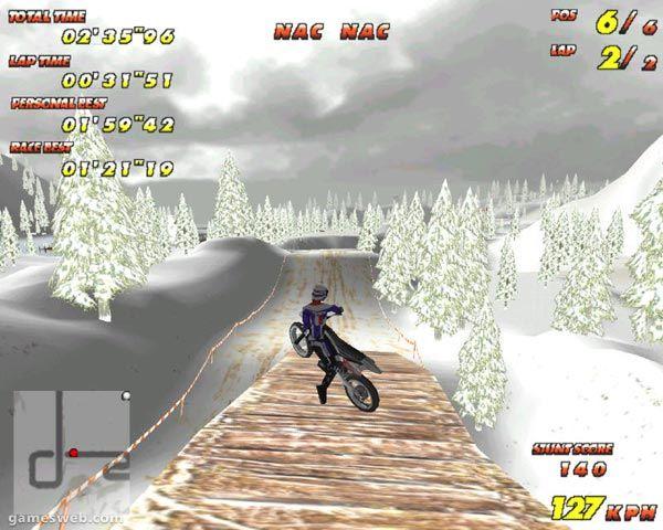 Motocross Mania - Screenshots - Bild 8