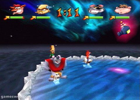 Crash Bash - Screenshots - Bild 4