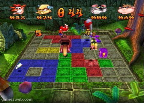 Crash Bash - Screenshots - Bild 5