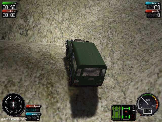 Bleifuss Offroad - Screenshots - Bild 7