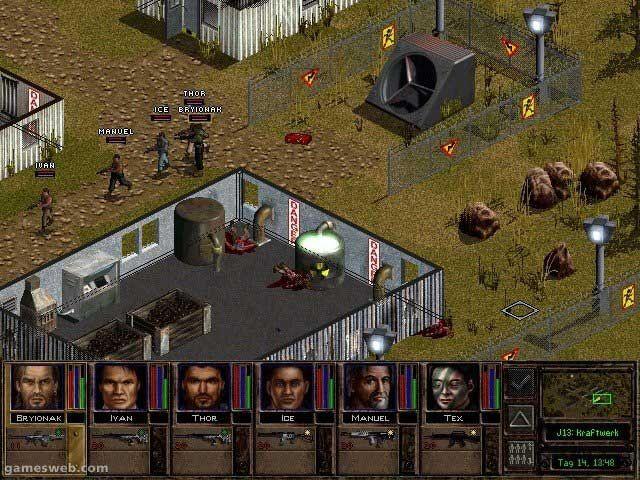 Jagged Alliance 2: Unfinished Business - Screenshots - Bild 5