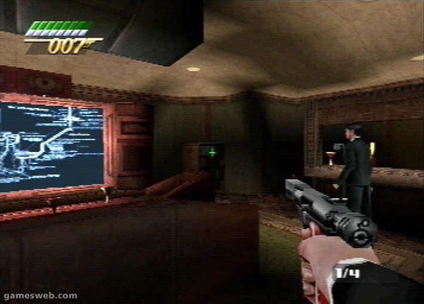 007 - Die Welt ist nicht genug - Screenshots - Bild 10