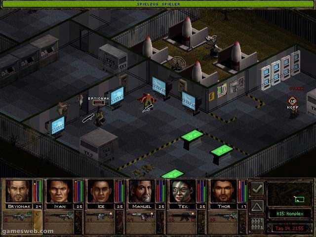Jagged Alliance 2: Unfinished Business - Screenshots - Bild 7
