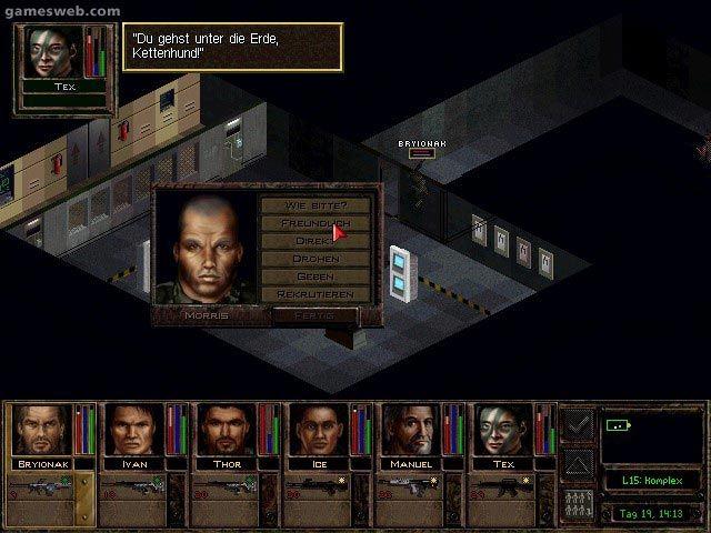 Jagged Alliance 2: Unfinished Business - Screenshots - Bild 9