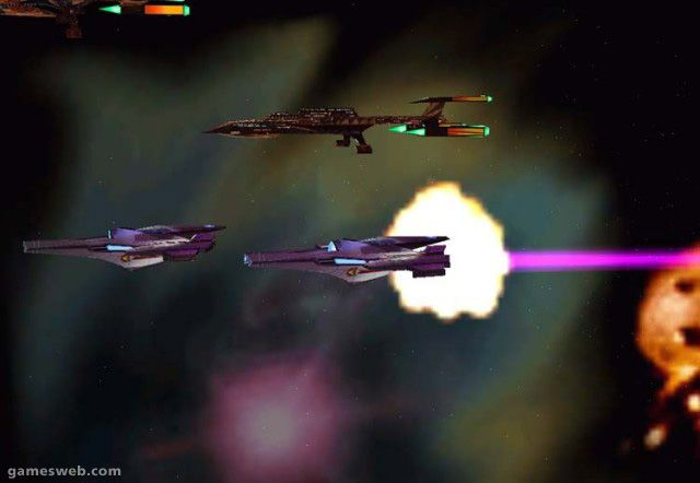 Starfleet Command 2 Screenshots Archiv - Screenshots - Bild 8