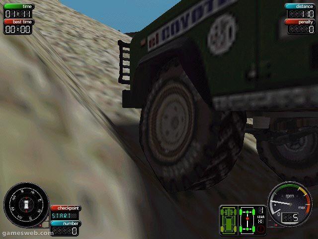 Bleifuss Offroad - Screenshots - Bild 6