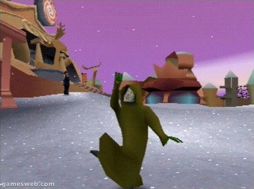 The Grinch - Screenshots - Bild 15