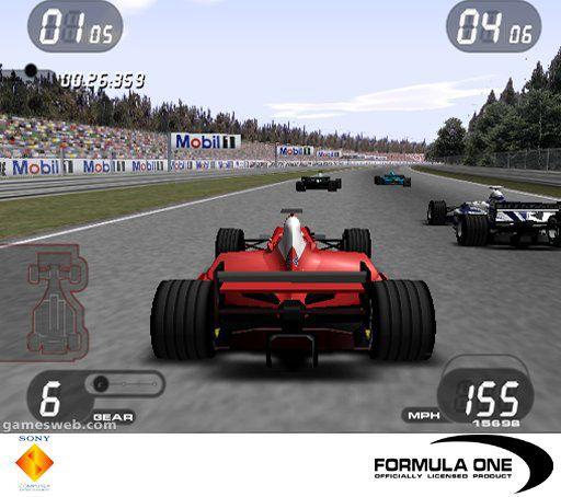 Formula One 2001  Archiv - Screenshots - Bild 35