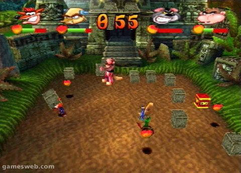 Crash Bash - Screenshots - Bild 2