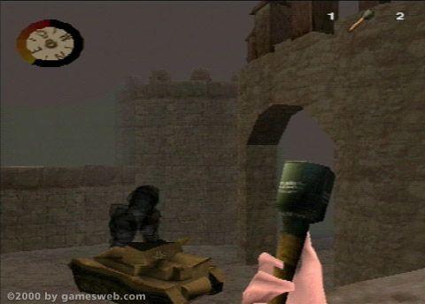Medal of Honor: Underground - Screenshots - Bild 3