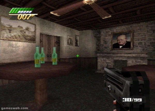 007 - Die Welt ist nicht genug - Screenshots - Bild 16