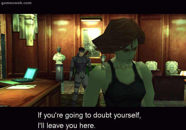 Metal Gear Solid - Screenshots - Bild 12