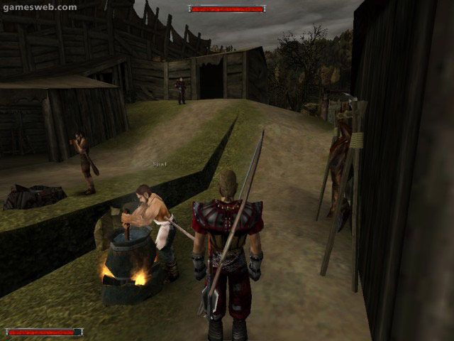 Gothic - Screenshots - Bild 3203