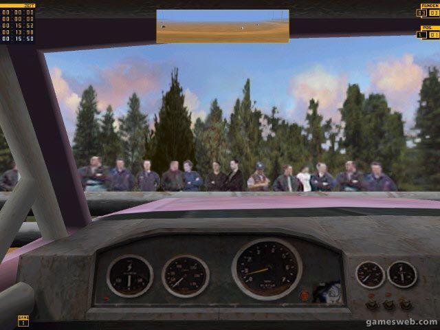 Dirt Track Racing - Screenshots - Bild 13