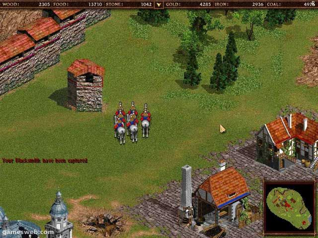 Cossacks: European Wars - Screenshots - Bild 2
