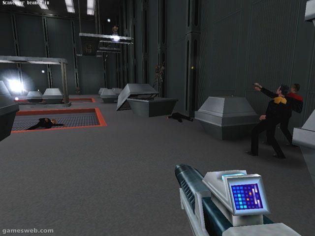 Star Trek Voyager - Elite Force Screenshots Archiv - Screenshots - Bild 12