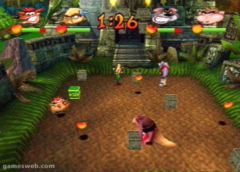 Crash Bash - Screenshots - Bild 8