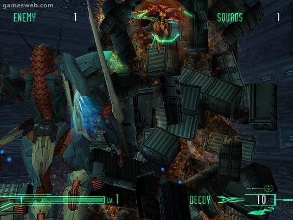 Zone of the Enders  Archiv - Screenshots - Bild 15