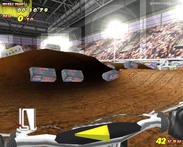 Motocross Mania - Screenshots - Bild 3