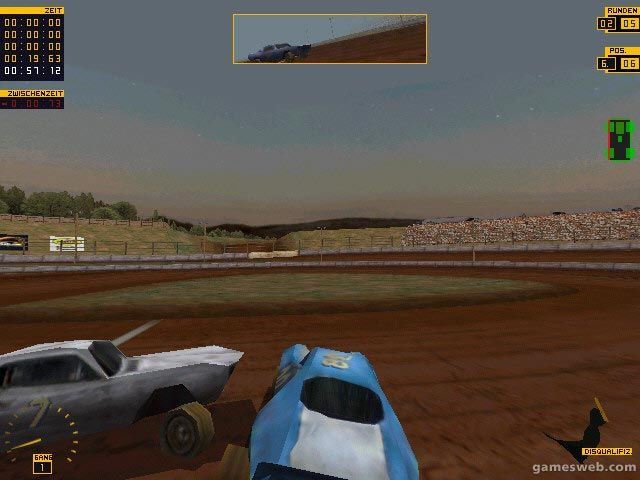 Dirt Track Racing - Screenshots - Bild 3