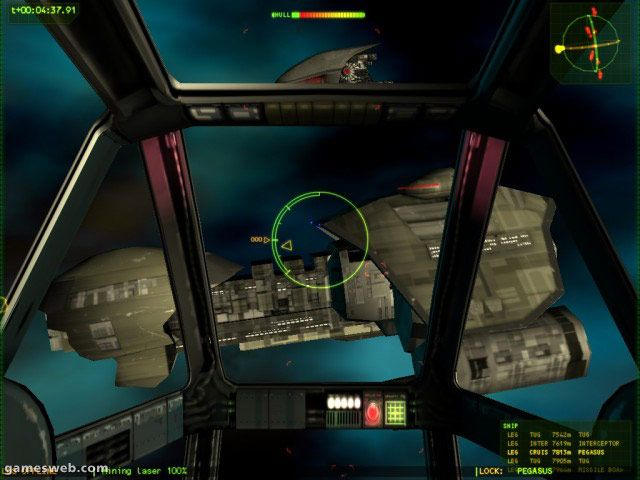 Independence War 2  Archiv - Screenshots - Bild 2
