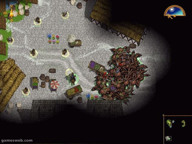 Demonworld II - Screenshots - Bild 11