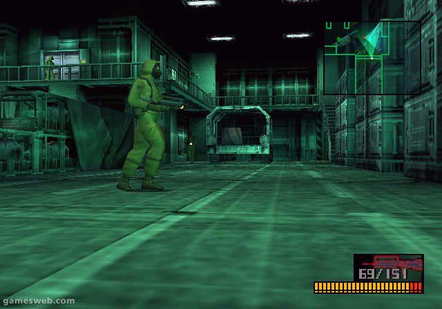 Metal Gear Solid - Screenshots - Bild 6