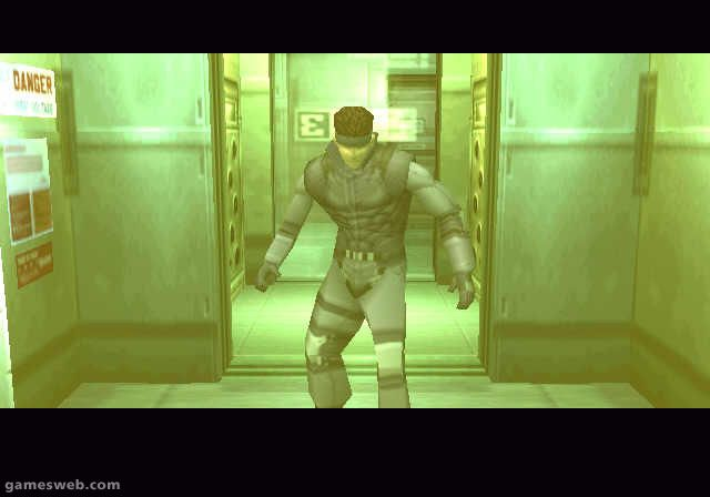 Metal Gear Solid - Screenshots - Bild 5
