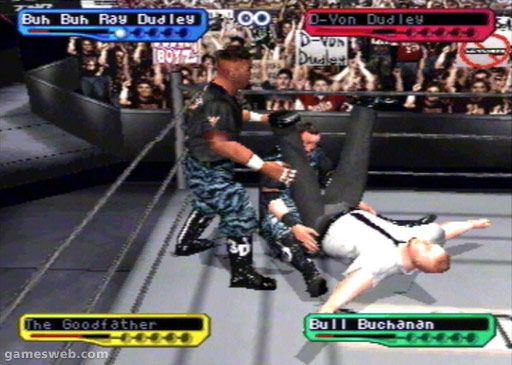 WWF SmackDown! 2 - Screenshots - Bild 13