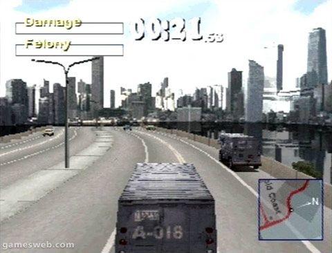 Driver 2 - Screenshots - Bild 2