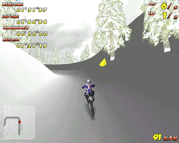 Motocross Mania - Screenshots - Bild 2